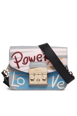 Love Metropolis Mini Bag by Furla
