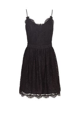 Black Hudette Dress by Joie