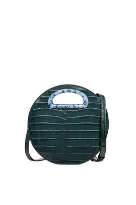 Green Indy Circle Crossbody by Loeffler Randall
