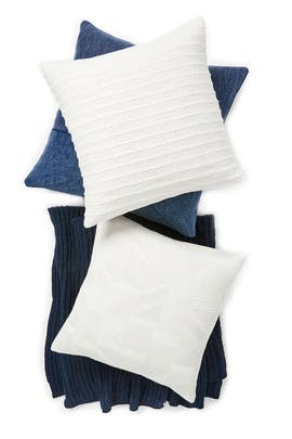 Cotton Canvas Pillow Bundle by West Elm