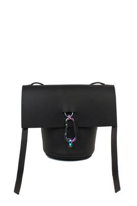 Black Belay Mini Crossbody by ZAC Zac Posen Handbags