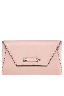 Petal Flex Clutch by Mackage Handbags