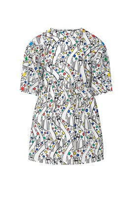 Kids Giraffe Dress by Stella McCartney Kids