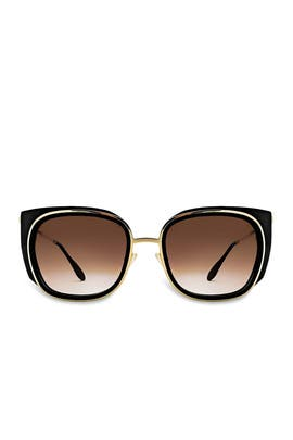 Black Everlasry Sunglasses by Thierry Lasry