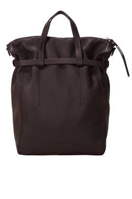 Burgundy Belfast Bag by Liebeskind