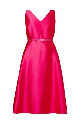 Pure Pink Dress By Ml Monique Lhuillier
