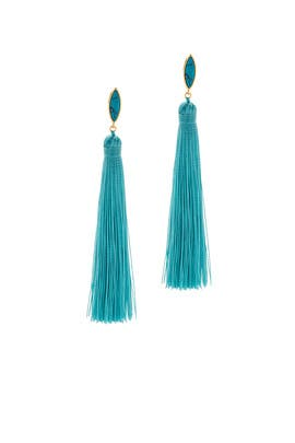 Ocean Palisades Tassel Earrings by Gorjana Accessories