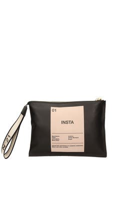 Insta Nastro Zipped Pouch by No. 21 Handbags