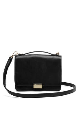 Black Taylor Cross Body by Lauren Merkin