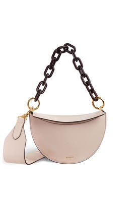 Blush Doris Bag by Yuzefi