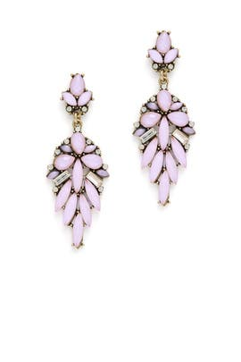 Blush Shawn Earrings by Slate & Willow Accessories
