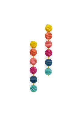 Multi Ball Earrings by Area Stars