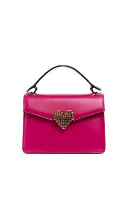 Mini Pixie Golden Lolita Bag by Les Petits Joueurs