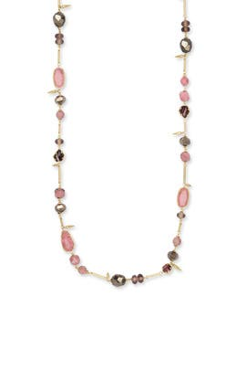 Pink Ruth Necklace by Kendra Scott