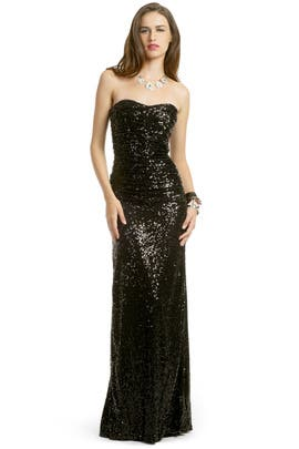 Party All Night Gown by Badgley Mischka