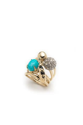 Cluster Ring by Alexis Bittar