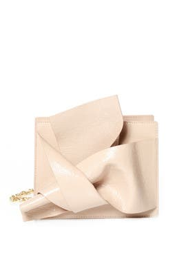 Nude Belt Bow Bag by No. 21 Handbags