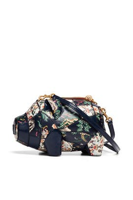 Peggy the Pig Mini Bag by Tory Burch Accessories