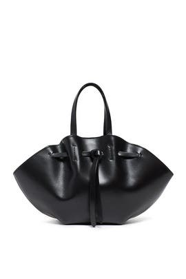 Black Mini Lynne Bag by Nanushka Accessories