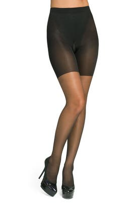 6e70ccec460 Black Super Shaping Sheers by Spanx for  26