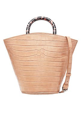 Rose Agnes Fan Tote by Loeffler Randall