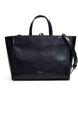 Black Hudson City Tote by 3.1 Phillip Lim Accessories