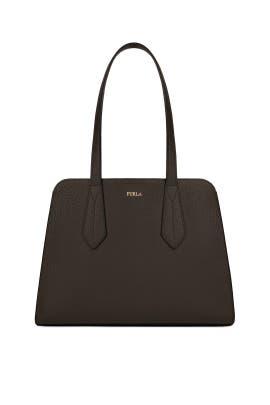 Asfalto G Satchel Bag by Furla