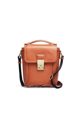Cognac Pashli Camera Bag by 3.1 Phillip Lim Accessories