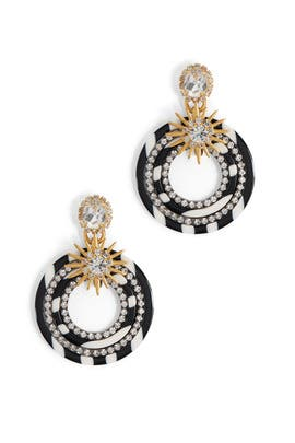 Carson Earrings by Elizabeth Cole