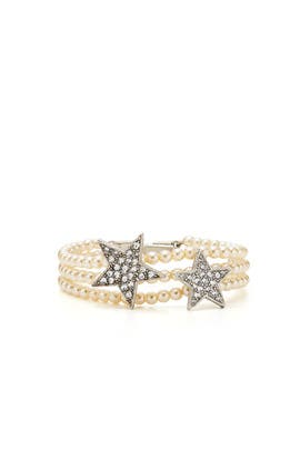 Crystal Star Bracelet by Ben-Amun