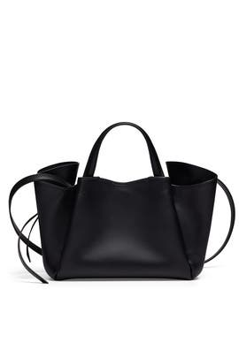 Black Holly Tote by GIAQUINTO