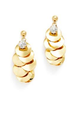 Mina Earrings by Nocturne