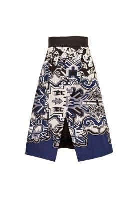 Denali Skirt by Tibi