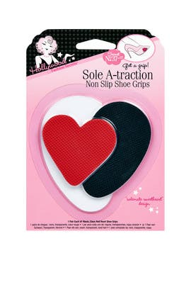 Sole A-Traction Shoe Grips by Hollywood Fashion Secrets