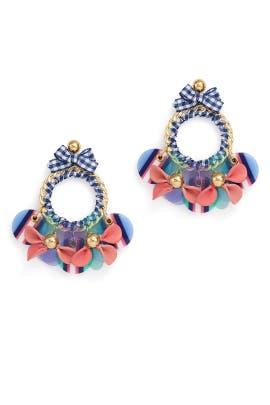 Set Sail Hoop Earrings by kate spade new york accessories