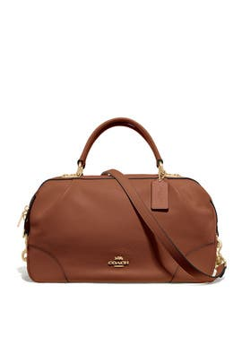 Polished Pebble Lane Satchel by Coach Handbags