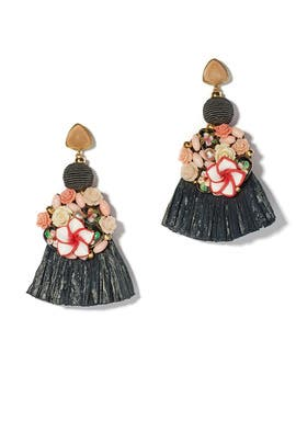Dolce Vita Earrings by Lizzie Fortunato
