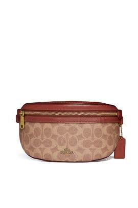 Signature Belt Bag by Coach Handbags