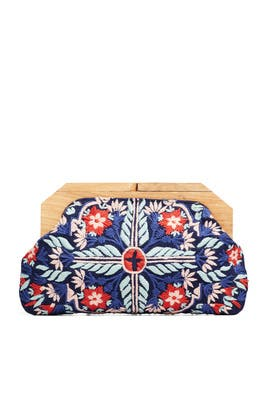 Finley Clutch by Cleobella Handbags