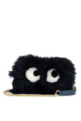Ink Eyes Mini Crossbody by Anya Hindmarch