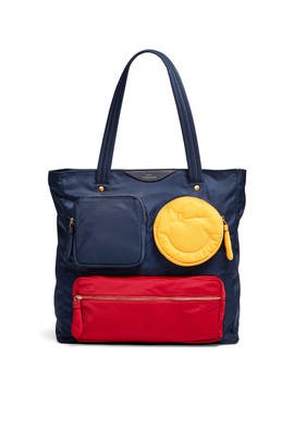 Chubby Pocket Tote by Anya Hindmarch