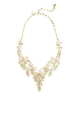 Golden Age Statement Necklace by kate spade new york accessories