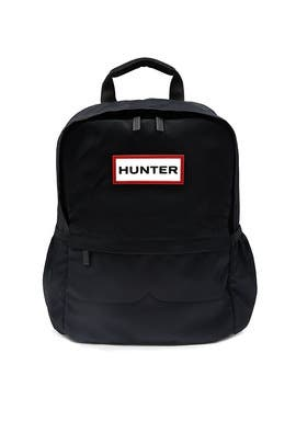 Original Nylon Backpack by Hunter Handbags