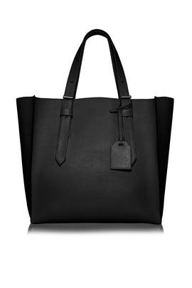 Black Krush Tote by Reed Krakoff