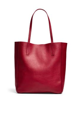 Berry Medium Shopper by Shinola