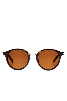Avana Bronze Sunglasses by Saint Laurent