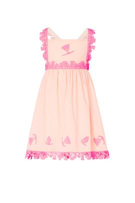 Kids Amaya Dress by SemSem Girls