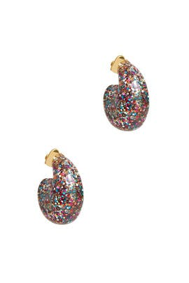 Multi Glitter Adore-ables Huggies by kate spade new york accessories