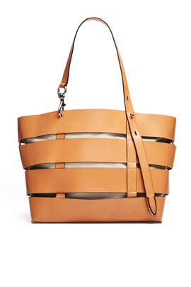 Cage Stella Large Tote by Rebecca Minkoff Accessories