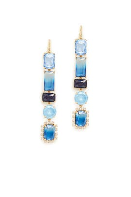 Blue Color Crush Earrings by kate spade new york accessories